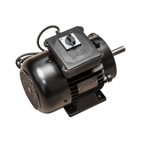 Motor electric 0.55kW1500, 220V, 22x84