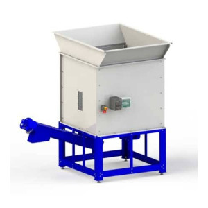 Extractor biomasă ECP-2000L