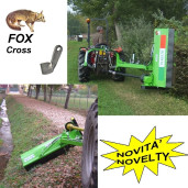 Tocător FOX Cross